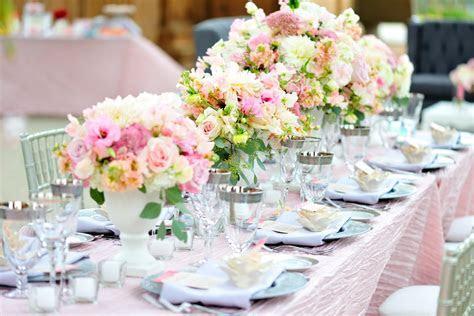 Pretty in Pastel Wedding Flowers   Arabia Weddings
