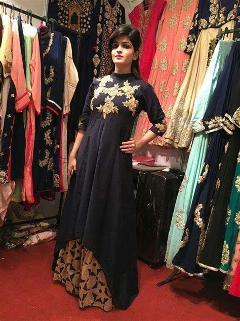 Diy lehenga kurta gown design.   designs I like