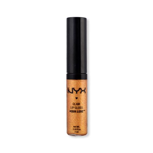 NYX Glam Lip Gloss Aqua Luxe 06 Disco Playground 7ml
