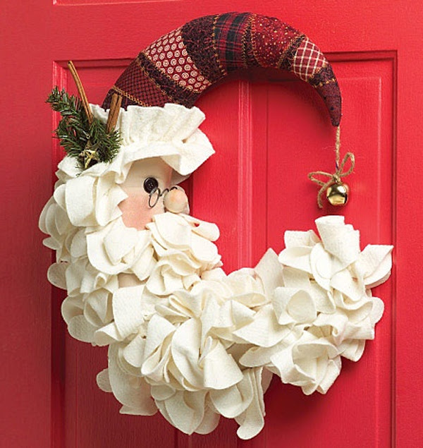 10 Awesome Christmas Door Decoration Ideas  Home Design And Interior