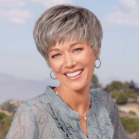 Best Short Haircuts for Older Women | Short Hairstyles 2017 - 2018 | Most Popular Short ...