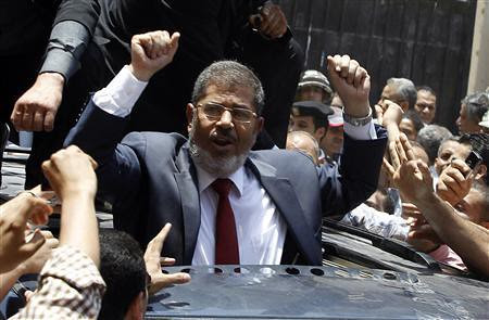 Mohamed Morsi, candidate for the Freedom and Justice Party (FJP), has been declared the winner of the national run-off presidential elections in the North African state of Egypt. Morsi is a U.S.-educated engineer. by Pan-African News Wire File Photos