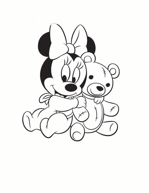 Dibujos Para Colorear Disney Mickey Mouse Imagesacolorier