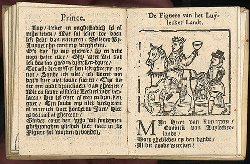 Verhael met den Almanach - Jacob Mesens 1692