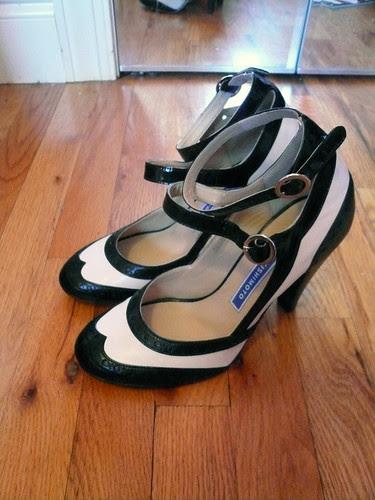 eley kishimoto shoes!