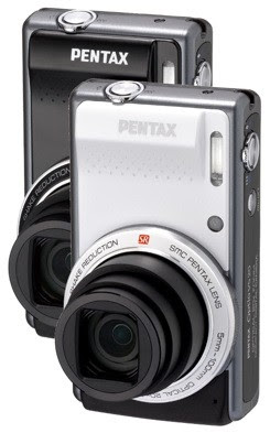 Pentax Optio VS20: hold it any way you want, as long as you love it