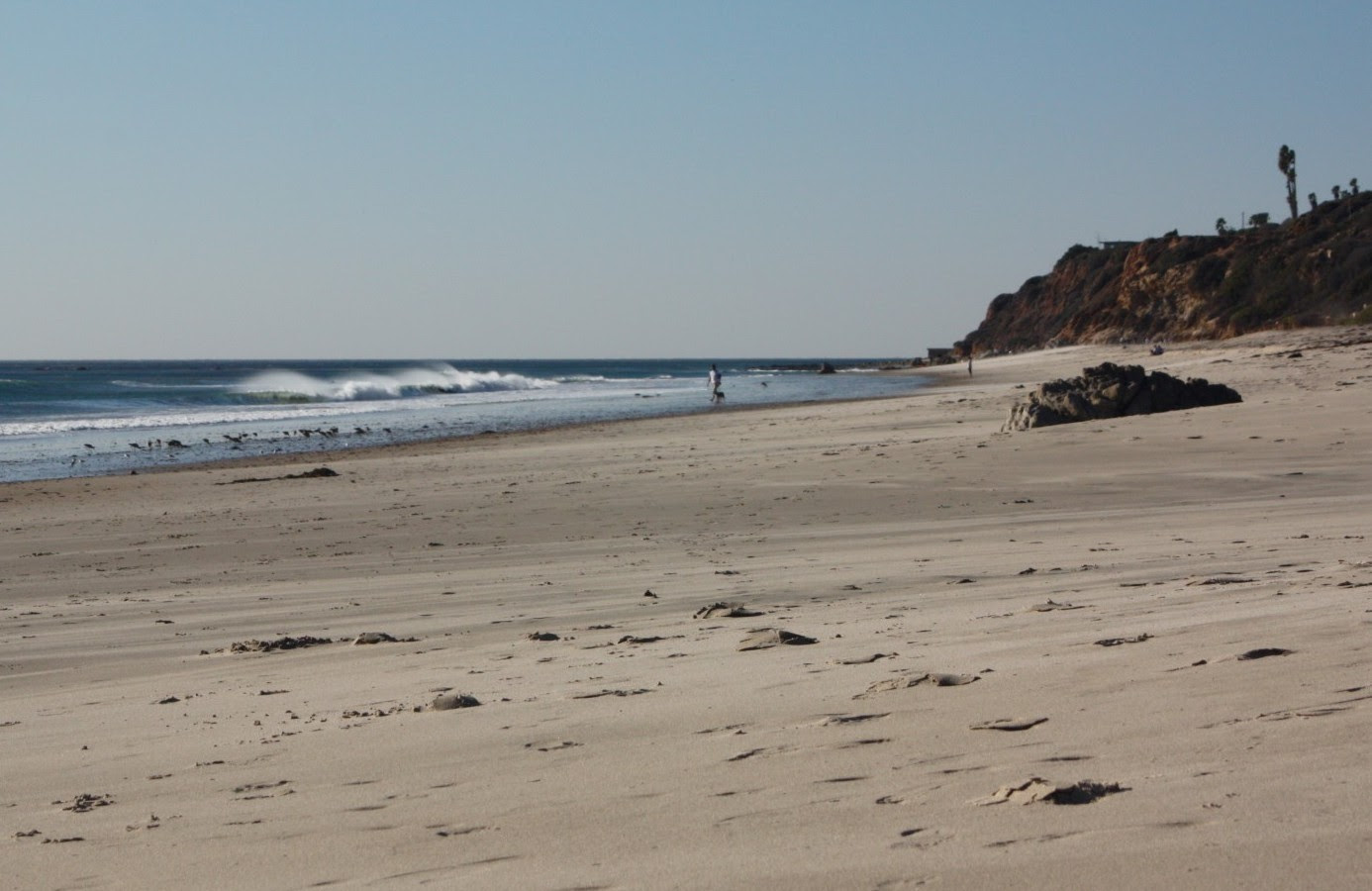 Leo Carrillo State Park North Beach Malibu Ca
