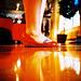 plaster foot