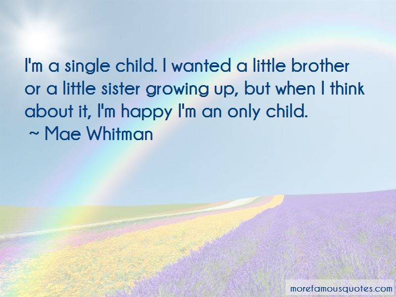 Quotes About A Little Brother Top 52 A Little Brother Quotes From