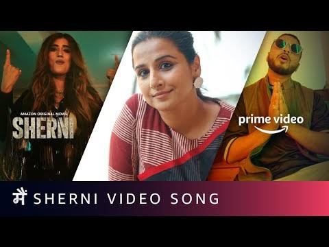 Main Sherni | Raftaar | Vidya Balan | Akasa Singh