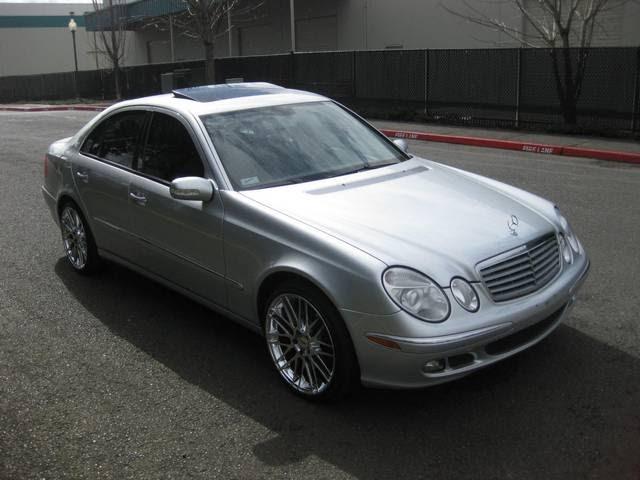2006 Mercedes-Benz E500