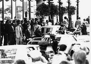 Assassination attempt of U.S. President Gerald...
