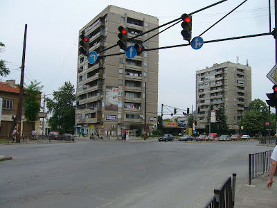 North Road Junction
