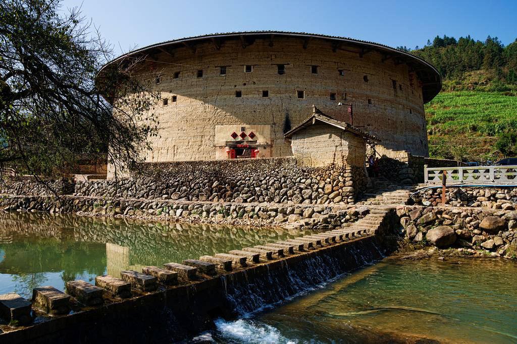 tulous Fujian china 14