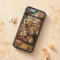 Biblical hip-hop carved® maple iPhone 6 bumper