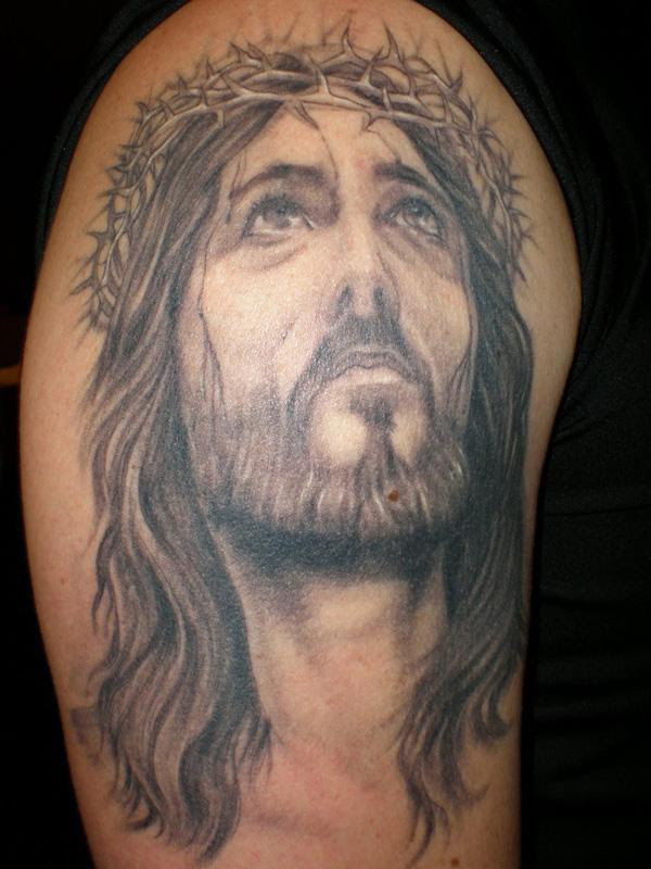 20 Holy Jesus Tattoos Art And Design