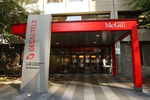 Programs  Desautels Faculty of Management - McGill University