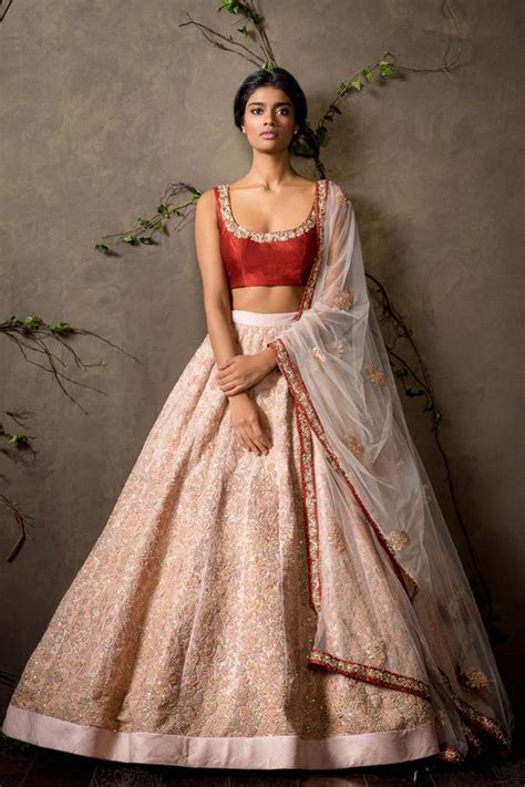 Latest Lehenga Designs For The Modern Bride   Beauty and