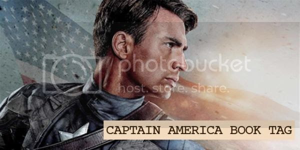 The Captain America Book Tag
