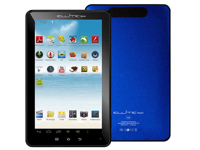 Microboard Ellite Tablet (Foto: Divulgação)