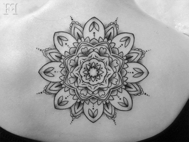 Tatuajes De Mandalas Historia Significado Y Tipos De Fit Slim