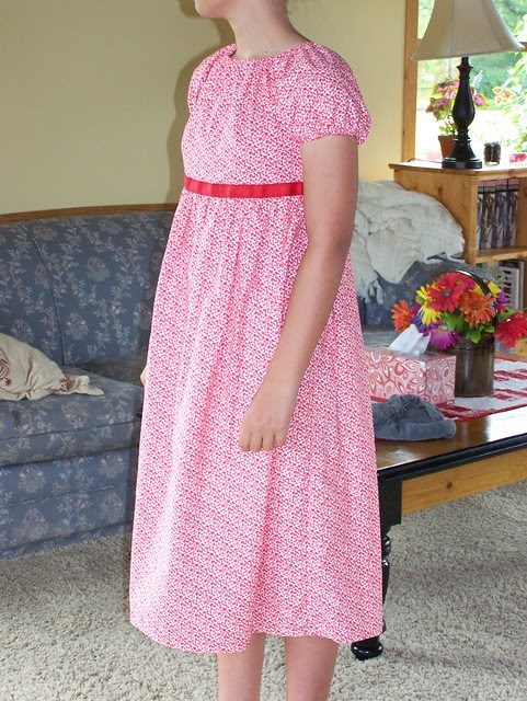 Millie's Spring Dress