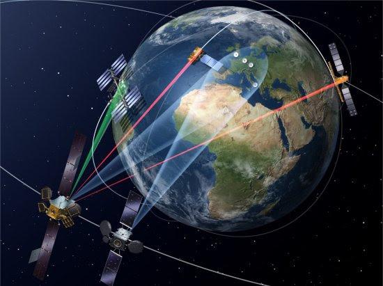 Inaugurada Autoestrada de Dados Espaciais a laser