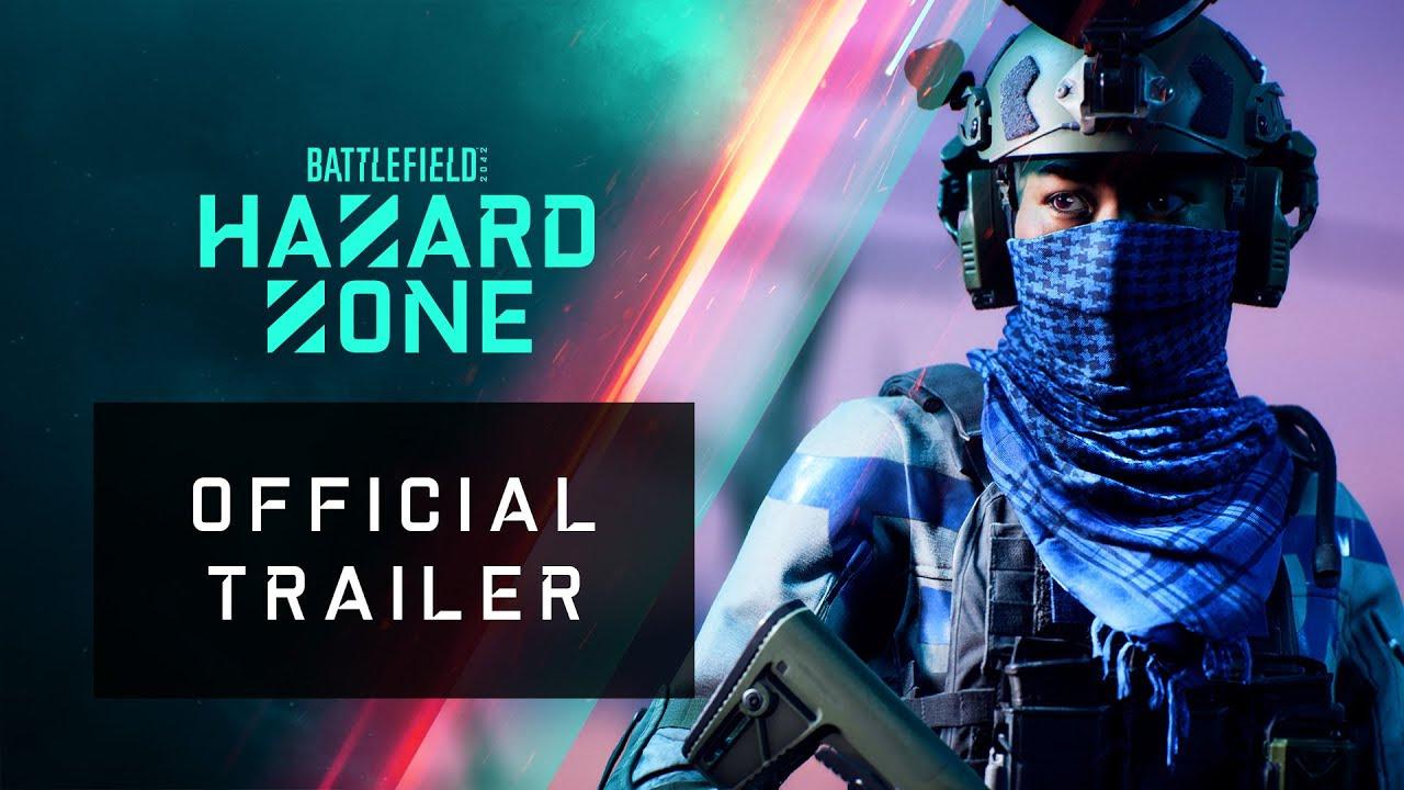 DICE publiceert trailer van Battlefield 2042-modus Hazard Zone voor squads