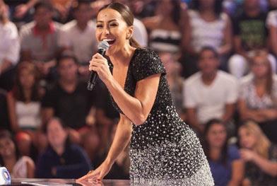 Sabrina Sato estreia na Record e garante vice-liderança. Veja como foi! - Divulgação/Edu Moraes e Antônio Chahestian/Record