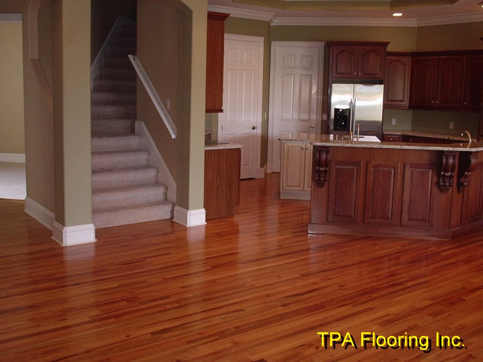 Quartersawn White Oak Floors