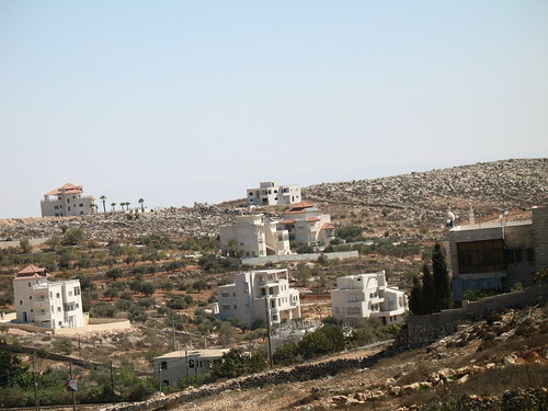 buildings on a hillside