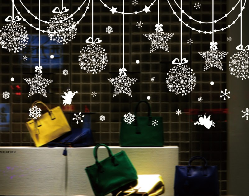 Buy removable christmas hanging drop window sticker for Buy home windows online