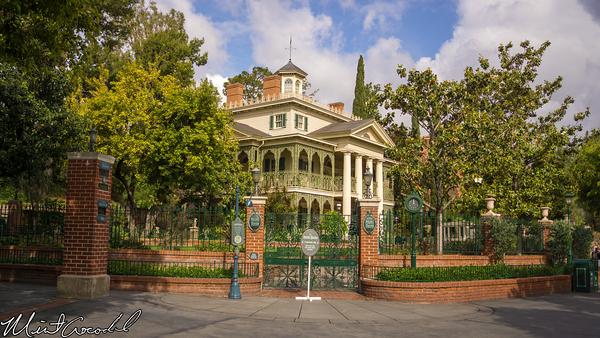 Disneyland Resort, Disneyland, Haunted, Mansion, Closed, Close, Refurbishment, Refurbish, Refurb
