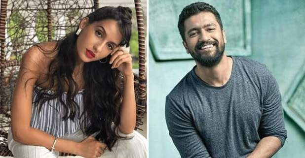 The handsome Vicky Kaushal & the beautiful Nora Fatehi will be seen together as huband-wife