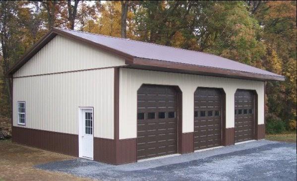 Dahkero pole barn design online for Pole barn blueprint creator