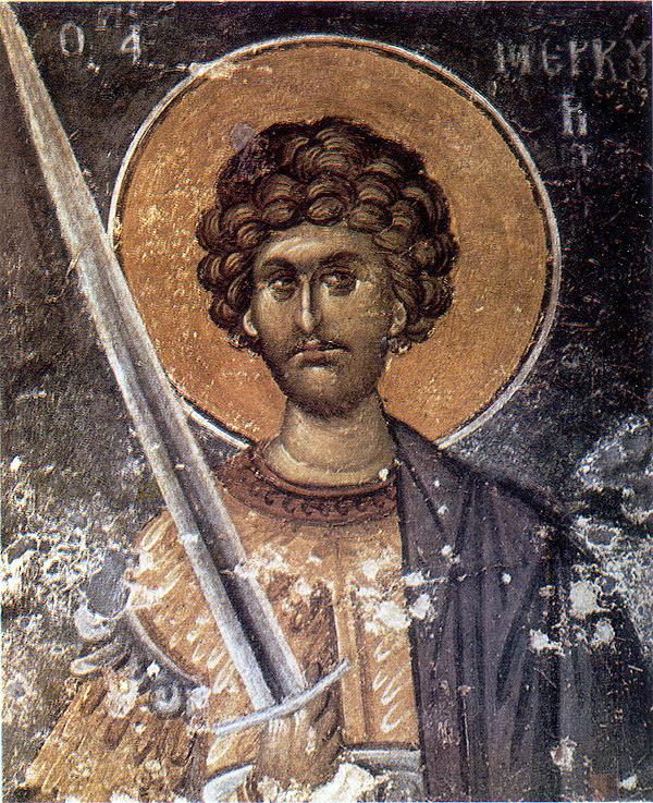 ST. MERCURIUS of Smolensk
