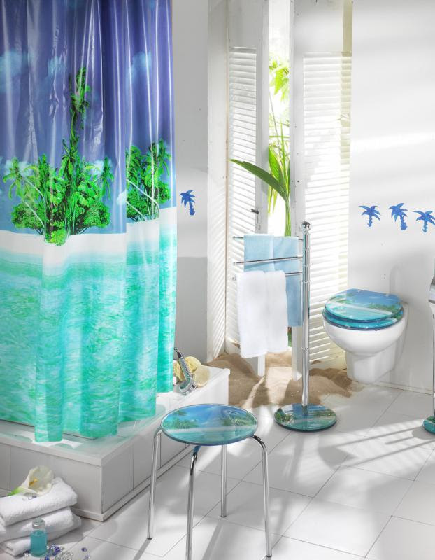 What Should I Consider When Buying a Shower Curtain?