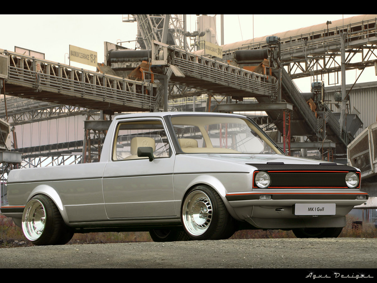Volkswagen Golf MK1 by