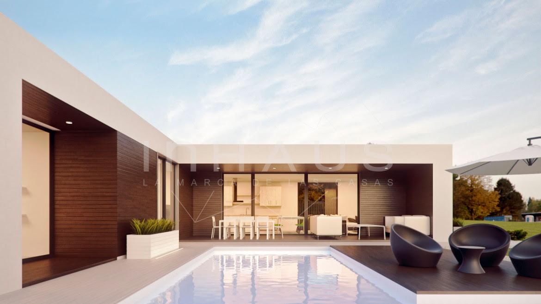 Casas de madera prefabricadas casas prefabricadas for Viviendas minimalistas