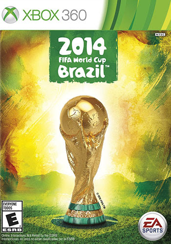 2014 FIFA World Cup Brazil xbox360 cover small game download 2014 FIFA World Cup Brazil for XBOX360