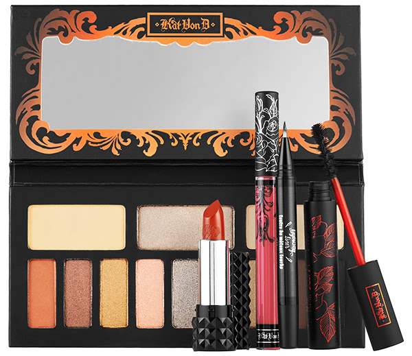 Kat Von D Monarch Eye & Lip Set Now Available at Sephora