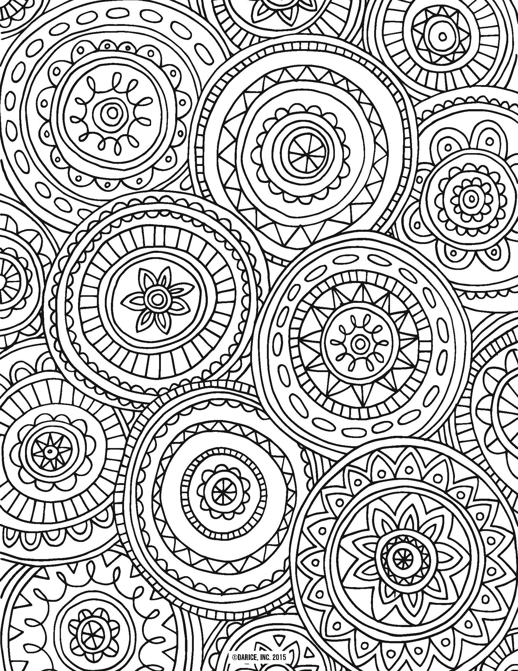 650 Beautiful Coloring Pages For Adults Download Free Images