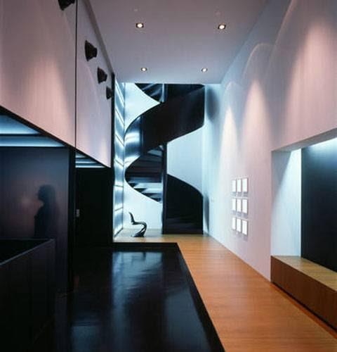 Escada Caracol por Francesc Rifé.
