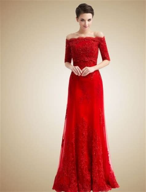 126 best Red Wedding Dress images on Pinterest   Red gowns