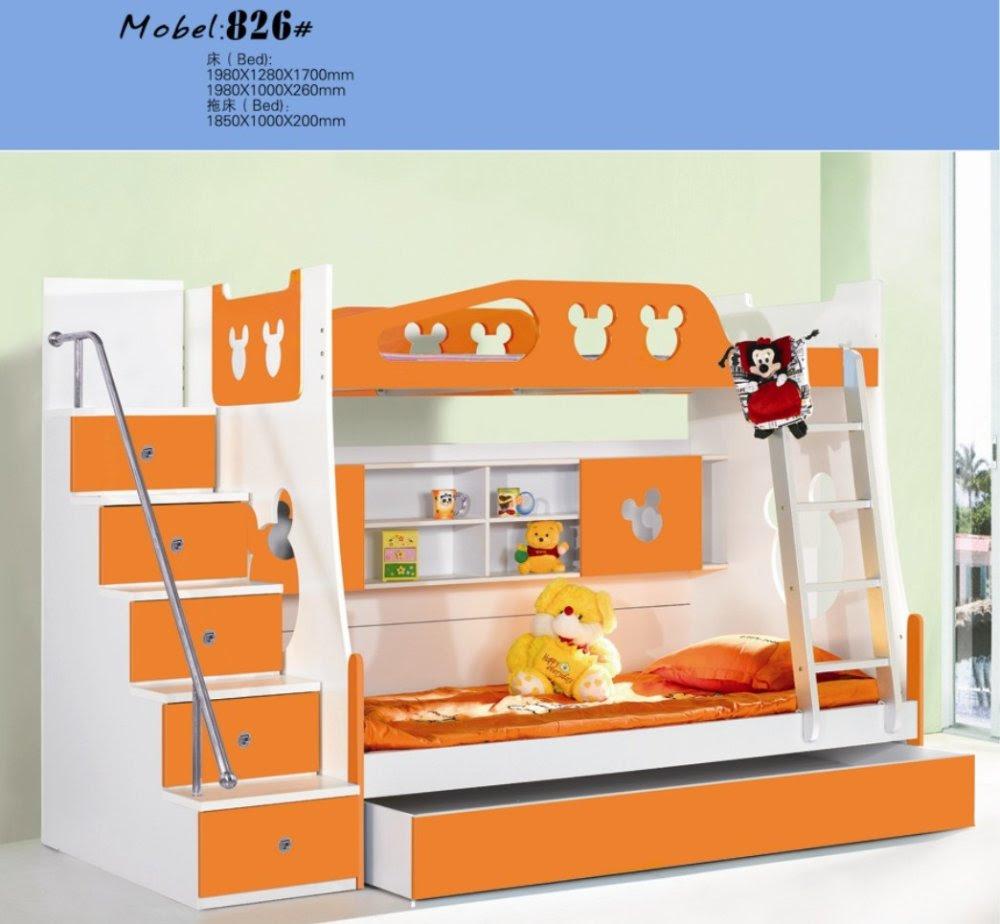 Online Buy Wholesale children bunk beds from China children bunk ...