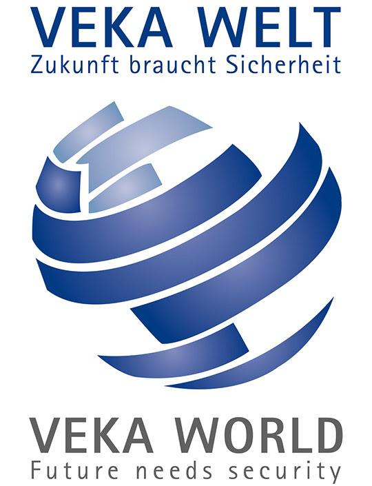 Traide fair logo VEKA WELT
