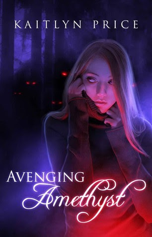Avenging Amethyst (Immortal Eyes #1)