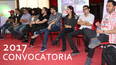 Convocatoria Speakers 2017