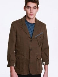 Universal Works Twill Morten Jacket
