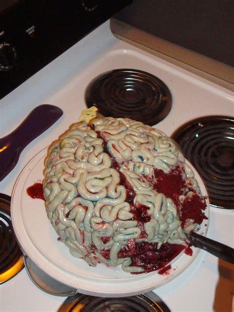 Best 25  Zombie themed food ideas on Pinterest   Halloween